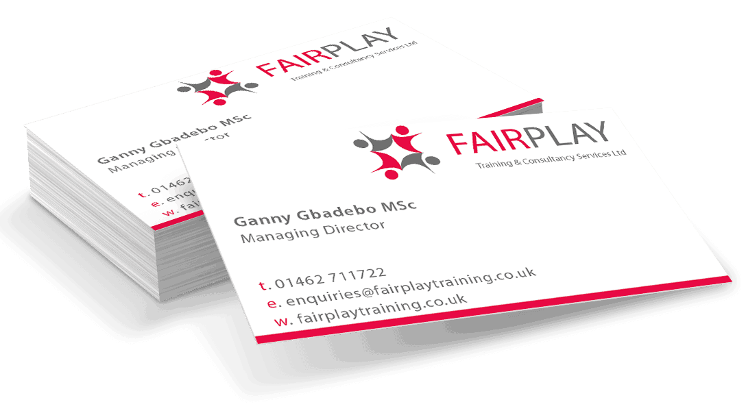 fairplay businesscard