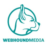 Webhound Media logo for Stripe