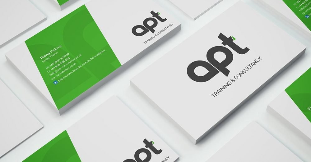 Branding and business cards