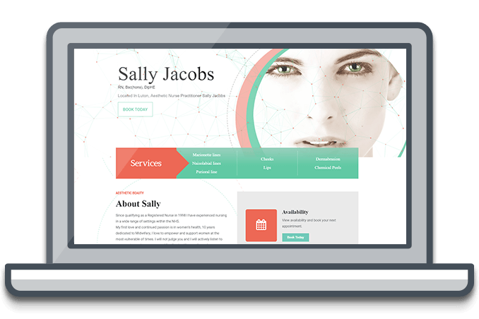 example web sally 1